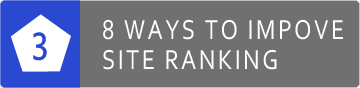 8 Ways to Improve Website Ranking