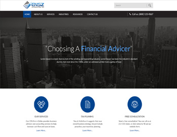 Truitt CPA Website Theme
