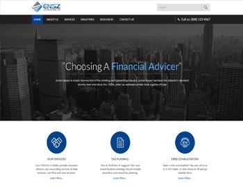 Truitt CPA Website Theme