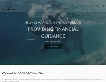 Kingsville WordPress Theme
